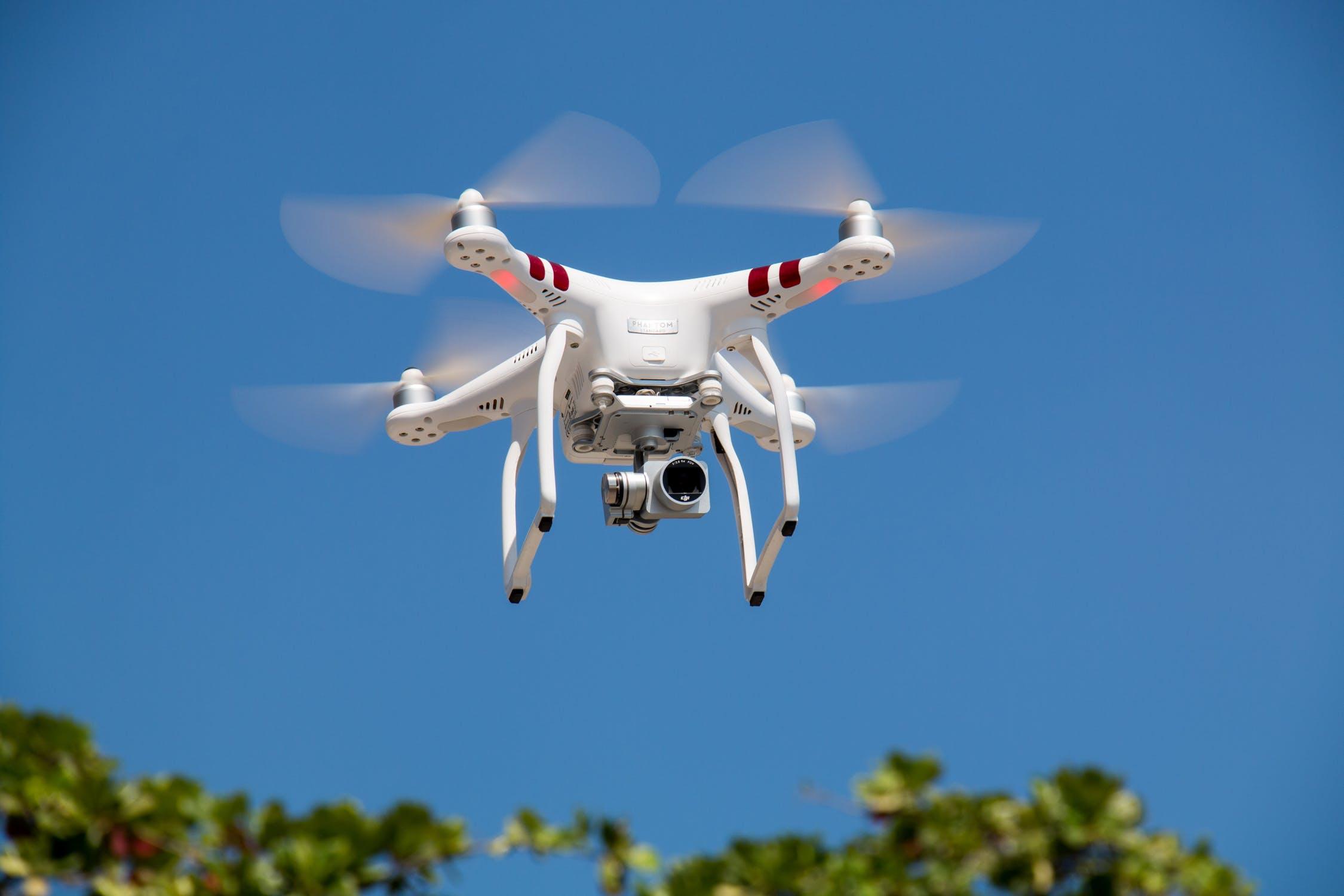 Stop al sorvolo delle aree protette con drone